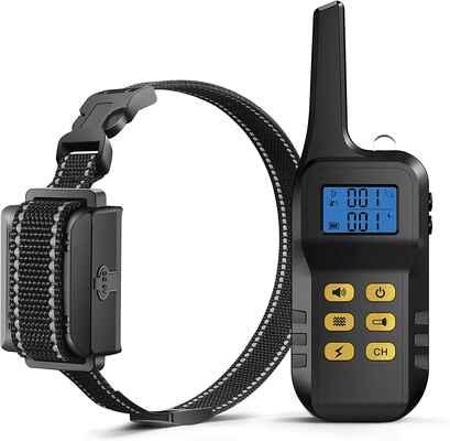 #8. PETDIARY 3300 Ft Small Medium & Large Dog Training Collar w/Beep & Vibration