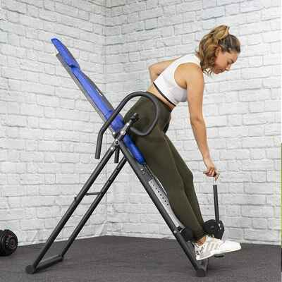 #5. Hypeshops High Tensile Strength Large & Luxurious Premium Fitness Inversion Table
