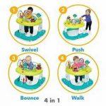 Top 10 Best Baby Walkers and Jumpers in 2020 Reviews