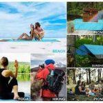 Top 10 Best Beach Blankets in 2021 Reviews