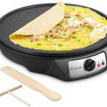Top 10 Best Electric Crepe Maker Pans in 2020 Reviews