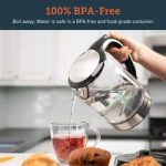 Top 10 Best Electric Glass Kettles in 2021 Reviews