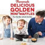Top 10 Best Mini Waffle Makers in 2021 Reviews