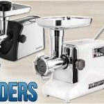 Top 10 Best Meat Grinders for 2020 Reviews